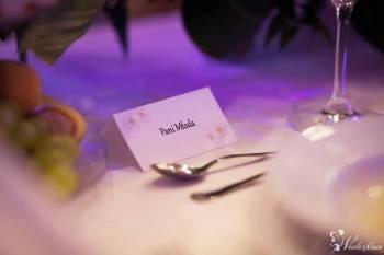 Papeteria ślubna - winietki, zaproszenia, koziołki, menu, Dekoracje ślubne Czchów