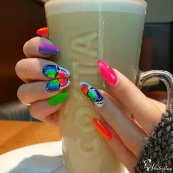 All 4 Nails-piękne dłonie,stopy i paznokcie, Makijaż ślubny, uroda Brzesko