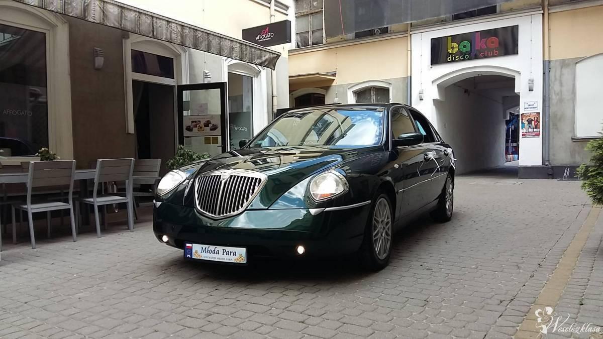 Auto - Lancia Thesis - Śluby Wesela Bale Wieczory Panien/Kawalerów VIP, Łódź - zdjęcie 1