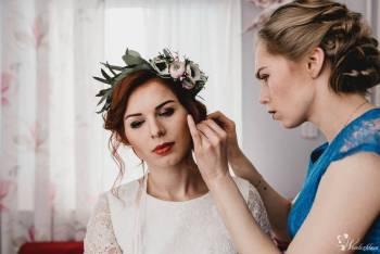 Profesjonalny makijaż na ślub, NORA make-up Artist, Makijaż ślubny, uroda Kalisz