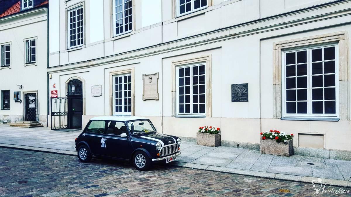Mini Morris do wynajęcia na ślub, Warszawa - zdjęcie 1