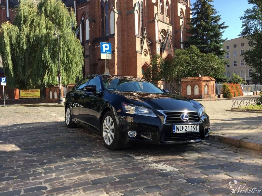 LEXUS GS 450h DO ŚLUBU HYBRYDA, Warszawa - zdjęcie 1
