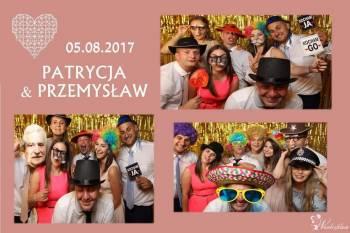 Fotobudka w stylu retro - świetna zabawa na każdą uroczystość, Fotobudka, videobudka na wesele Brzeg Dolny