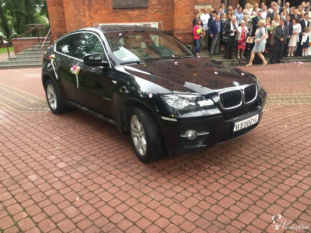 Luksusowe BMW X6w kolorze czarnym, Warszawa - zdjęcie 1