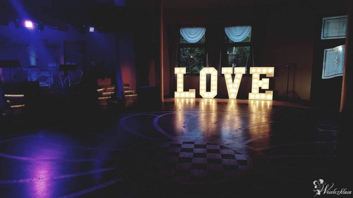 Napis LOVE, MIŁOŚĆ HIT 2018, wynajem, Ruda Śląska - zdjęcie 1
