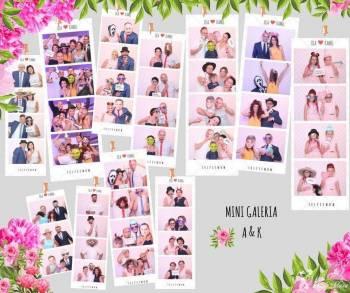Fotobudka- interaktywne lustro - Selfie Wow, Fotobudka, videobudka na wesele Pszów