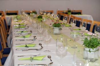 Obsługa imprez i przyjęć okolicznościowych we wskazanym miejscu, Catering Tarnogród