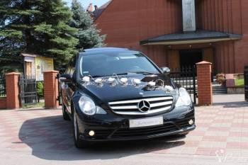 Mercedesem R-class long (przedłużany) do ślubu, Samochód, auto do ślubu, limuzyna Kleszczele