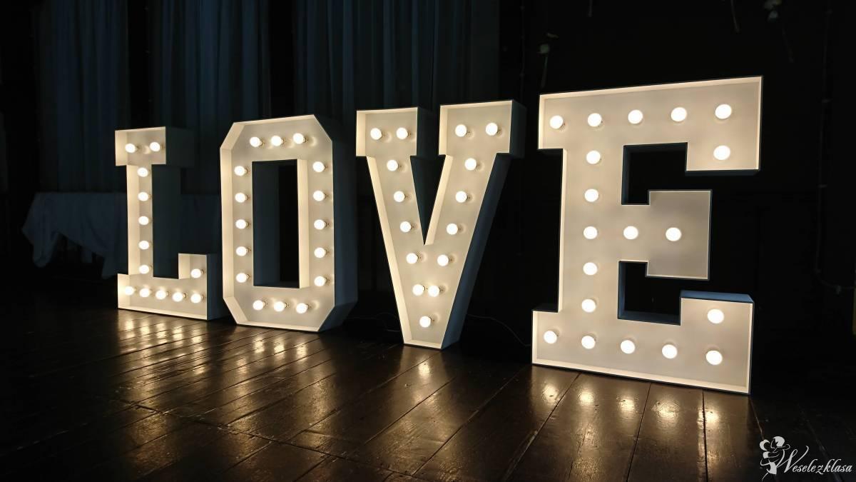 Wyjątkowy podświetlany napis LOVE. 150 cm , Lublin - zdjęcie 1