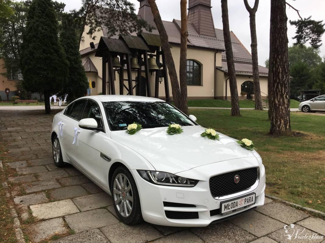 Jaguar do ślubu Jaguar XE Prestige, Kraków - zdjęcie 1