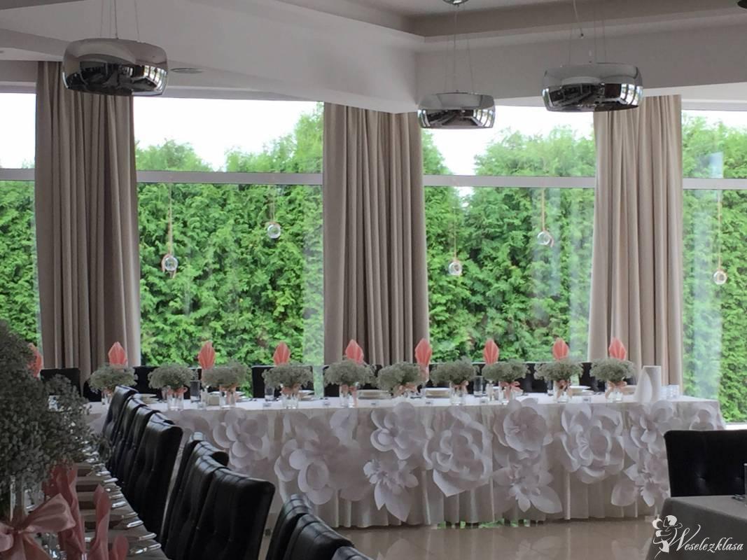 Dekoracje sal weselnych , Chojnice - zdjęcie 1