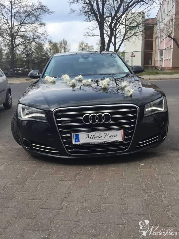 Audi a8 do ślubu, Konin - zdjęcie 1