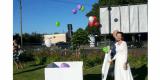 Balony z helem, pudło prezentowe na impreze np; wesele , urodziny itp., Milicz - zdjęcie 2