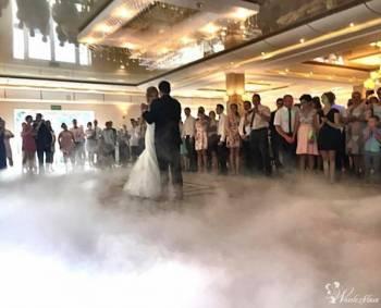 Taniec w chmurach ciężki dym najlepszy efekt MixMash, Ciężki dym Wągrowiec