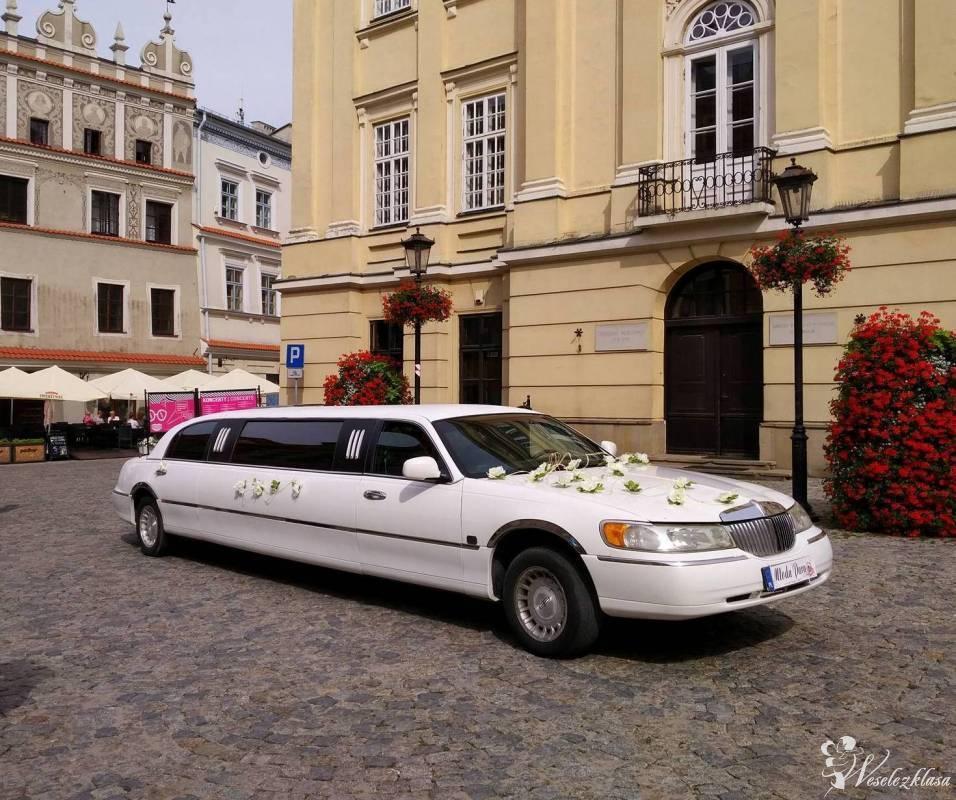 Auto do Ślubu Limuzyna Lincoln Town Car, Navigator, Jaguar, Lublin - zdjęcie 1