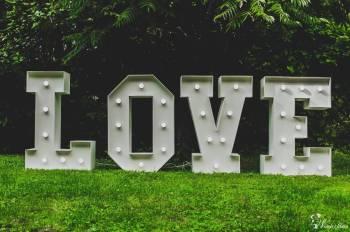 Napis LOVE, Napis Love Bielawa