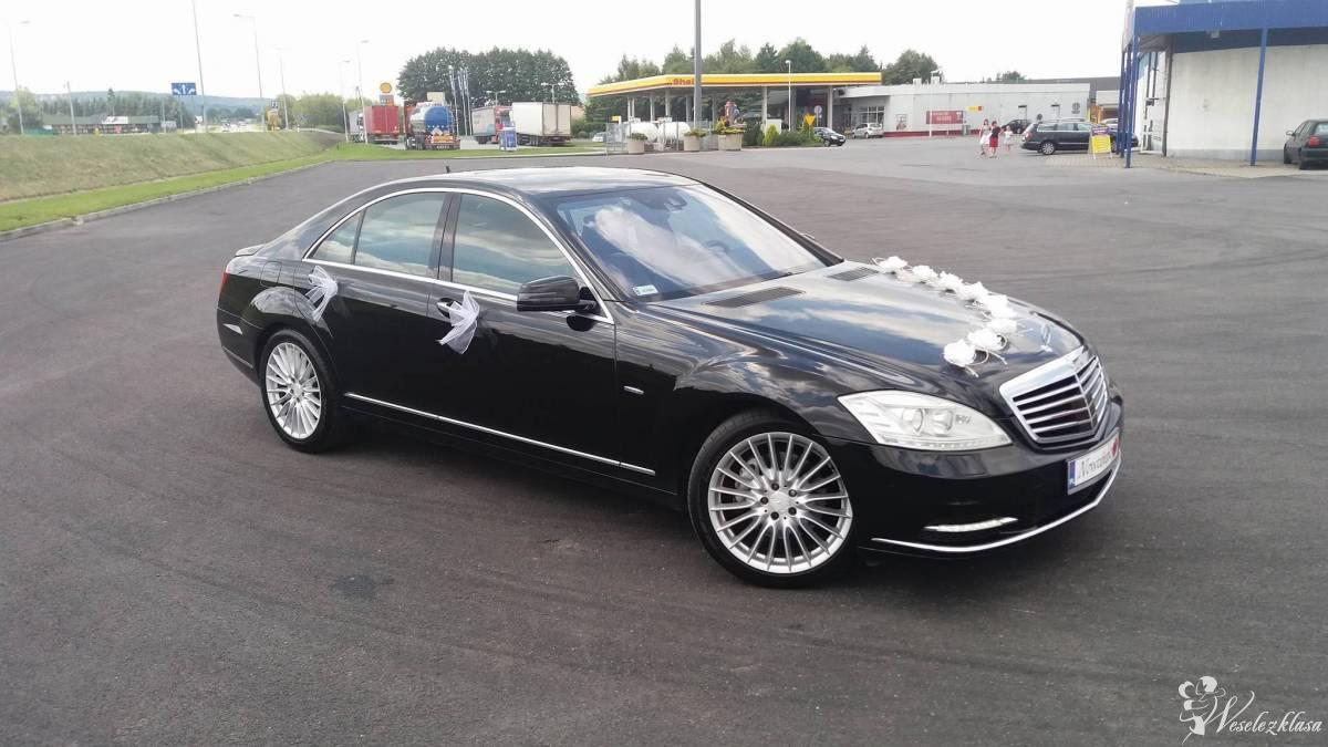 Mercedes S Klasa Limuzyna Samochód do Ślubu na Wesele z Kierowcą W221, Dębica - zdjęcie 1