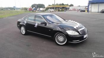 Mercedes S Klasa Limuzyna Samochód do Ślubu na Wesele z Kierowcą W221, Samochód, auto do ślubu, limuzyna Sokołów Małopolski