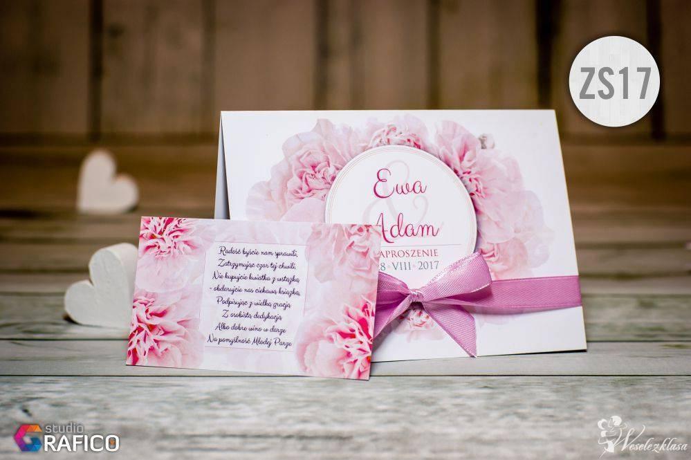 Inviteyou-poligrafia okolicznościowa/ zaproszenia ślubne, Krosno - zdjęcie 1