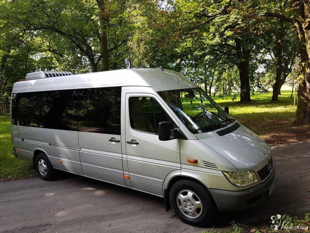 Auto do Ślubu 9 osobowe z Kierowcą w wersji VIP do 50 km w Cenie, Kalisz - zdjęcie 1