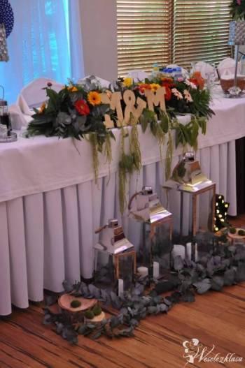 Dekoracja ślubna i ślubów plenerowych - florystyka ślubna pełny zakres, Dekoracje ślubne Szczebrzeszyn
