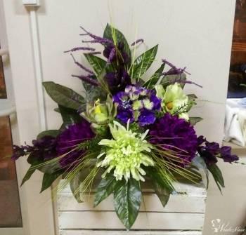 Studio La Flor, Kwiaciarnia, bukiety ślubne Siemiatycze