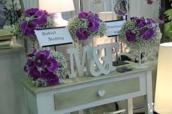 Kwiaciarnia Bonsai, Kwiaciarnia, bukiety ślubne Mordy