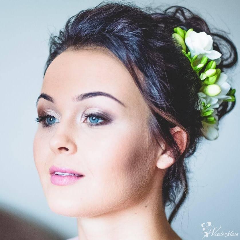Makijaż ślubny, makijaż gości. Profesjonalne usługi, możliwy dojazd, Koszalin - zdjęcie 1