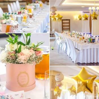 Balony LED, dekoracja sali, kościoła, auta, bukiety ślubne, flowerbox, Dekoracje ślubne Rejowiec Fabryczny
