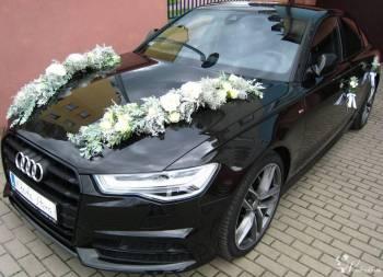 Audi A6 Ultra ( 4-strefowa klimatyzacja), Samochód, auto do ślubu, limuzyna Piechowice