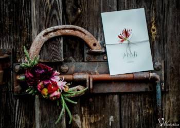 Akwarelą Malowane - papeteria ślubna, Zaproszenia ślubne Zakopane