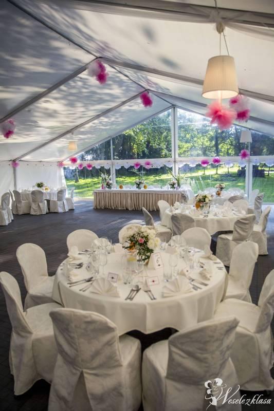Wynajem namiotów weselnych Lundnamioty - Ślub w Plenerze, Rzeczyca - zdjęcie 1