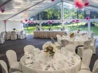 Wynajem namiotów weselnych Lundnamioty - Ślub w Plenerze,  Rzeczyca