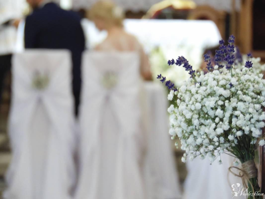 Dekoracje kościoła,sal,aut do ślubu.Atrakcje weselne Pogotowie ślubne, Płock - zdjęcie 1