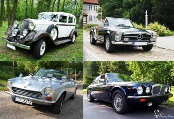 Samochody klasyczne na śluby i uroczystości, Samochód, auto do ślubu, limuzyna Koło
