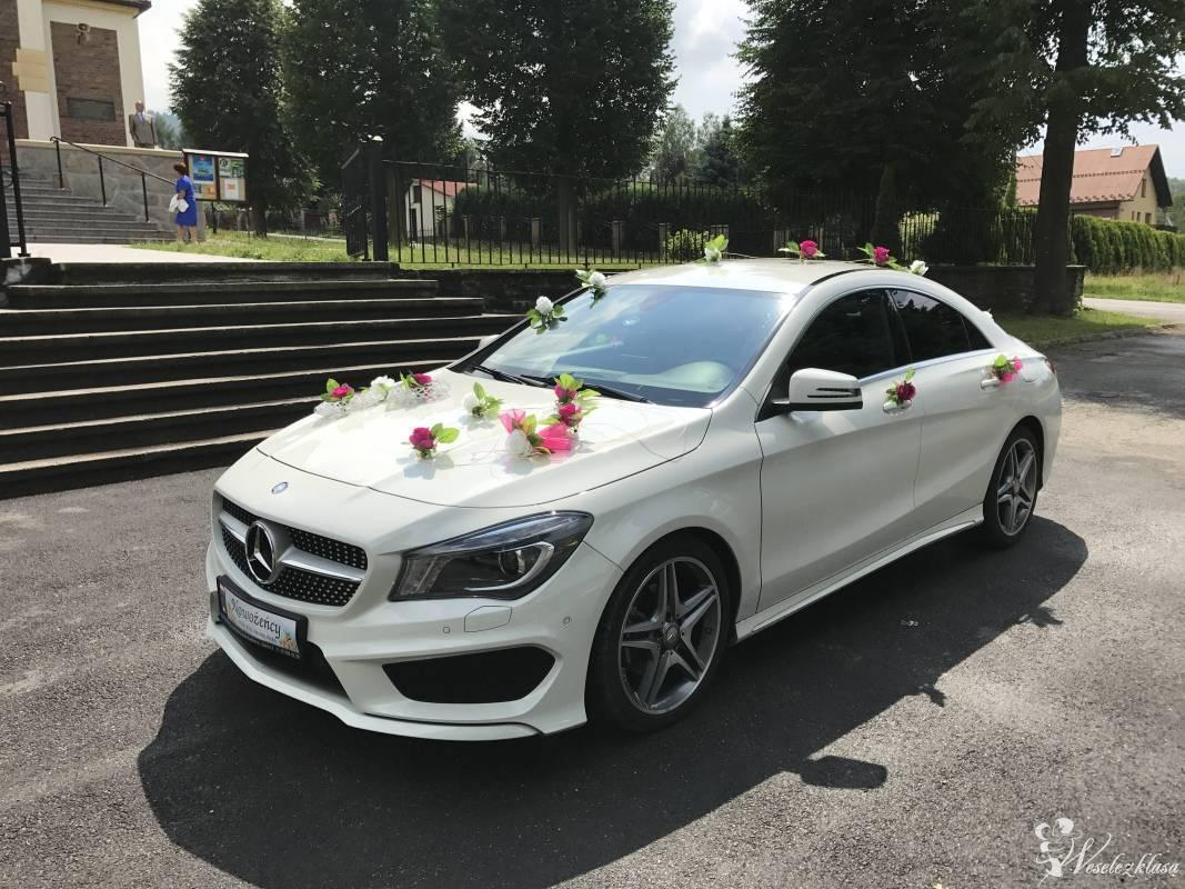 Mercedes CLA AMG do ślubu i na wesele + wynajem Fotobudki!!, Sucha Beskidzka - zdjęcie 1