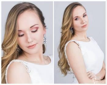 Sylwia Regucka-Nowak MAKE UP & HAIR Stylist MAKIJAŻ / FRYZURA /UPIĘCIE, Makijaż ślubny, uroda Wieliczka