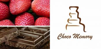 Choco Memory - fontanna czekoladowa, Czekoladowa fontanna Zawiercie