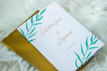 Zaproszenie na ślub, Zaproszenia ślubne Iwaniska