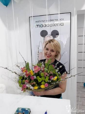 Kwiaciarnia Dmuchawce, Kwiaciarnia, bukiety ślubne Pilawa