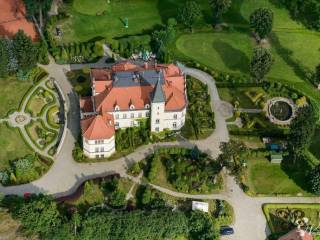 Pałac Brzeźno zjawiskowe wesele w pałacowych ogrodach, Sale weselne Prusice