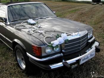 Auto Ślub Mercedes, Samochód, auto do ślubu, limuzyna Łabiszyn