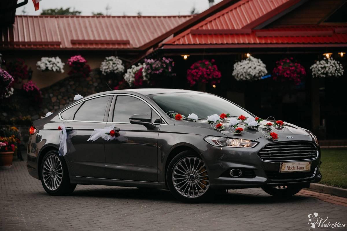 Samochód do Ślubu Auto na Ślub Ford Mondeo Titanium, Łomża - zdjęcie 1