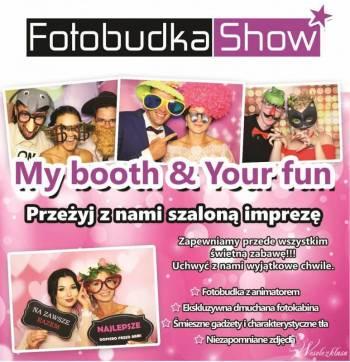 FotobudkaShow z dmuchaną Fotokabiną ~ Zapewniamy świetną zabawę!!!, Fotobudka, videobudka na wesele Gubin