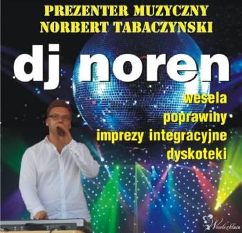 Dj Noren - Norbert Tabaczyński, DJ na wesele Wałcz