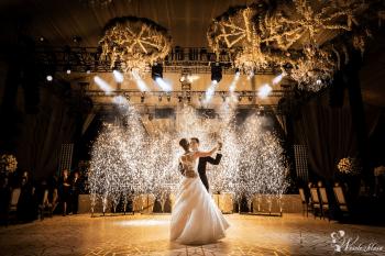 CIĘŻKI DYM | Taniec w chmurach | Napis LOVE | Zdjęcia z drona, Ciężki dym Rybnik