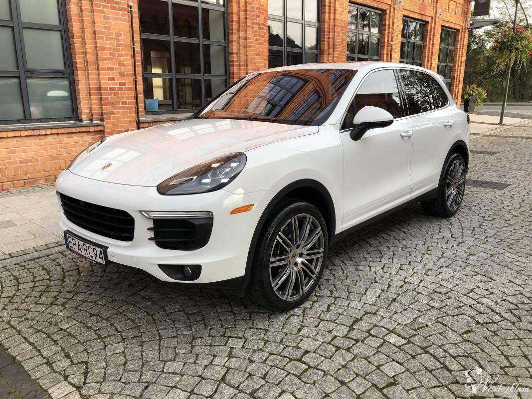 *Ekskluzywne, *nowe* Porsche Cayenne ze szklanym, panoramicznym dachem, Pabianice - zdjęcie 1