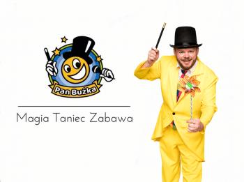 Pan Buźka - Magik Iluzjonista i Animator dla dzieci, Animatorzy dla dzieci Mława