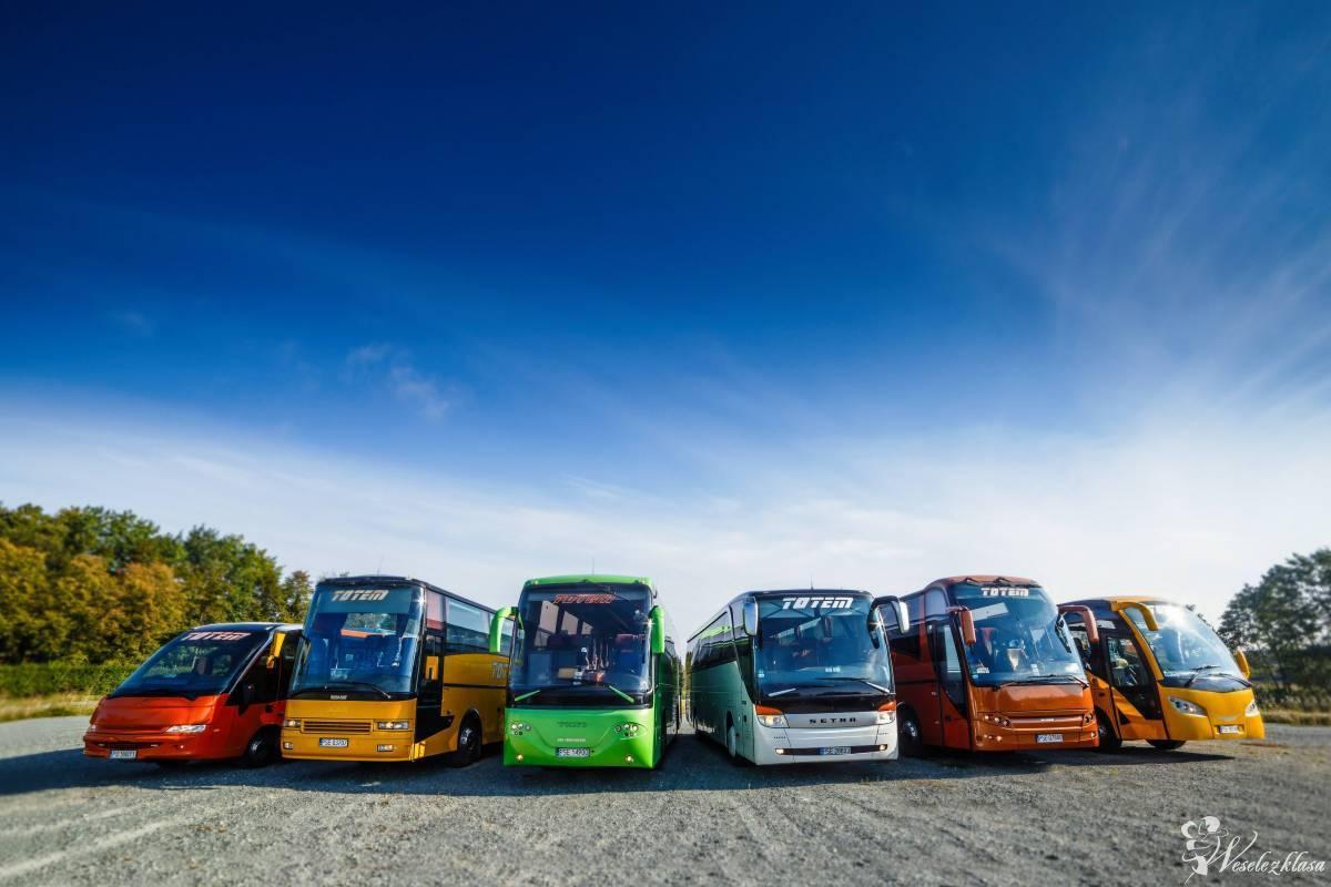 TOTEM wynajem autobusów, autokarów, busów, autobus, autokar, bus, Poznań - zdjęcie 1