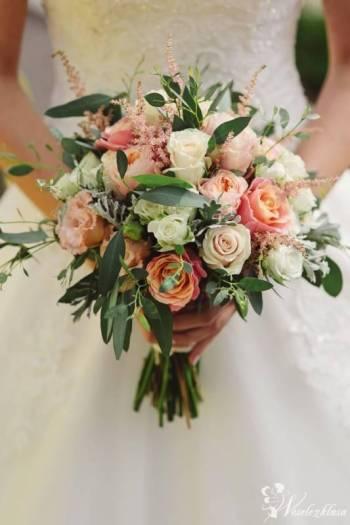 Kwiatoprzestrzeń Ślubna Pracownia Florystyczna, Dekoracje ślubne Złoty Stok